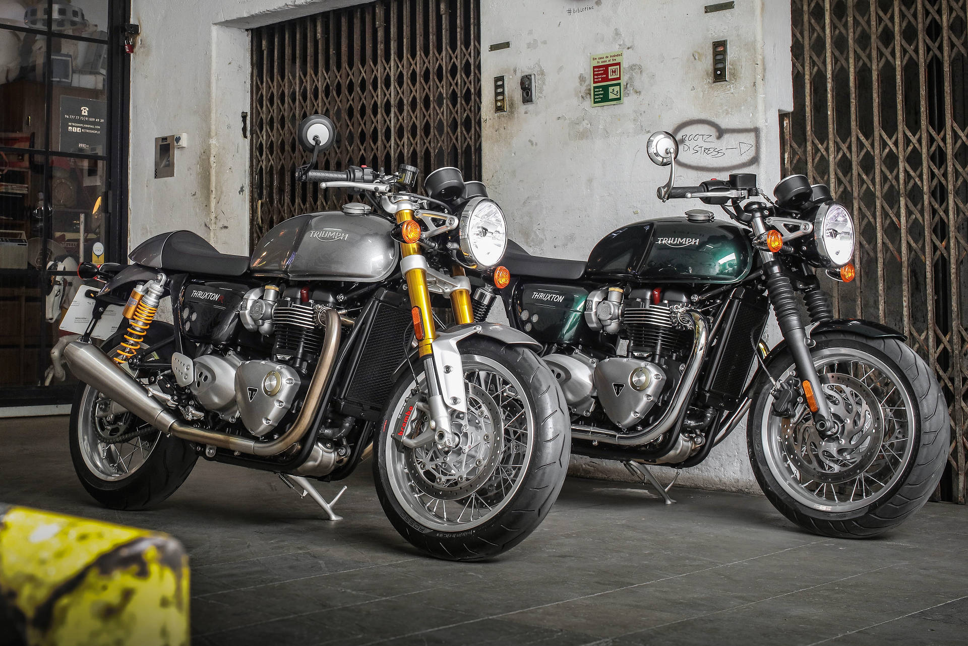 2016-2018 Triumph Thruxton Recall: Side Stand Issues