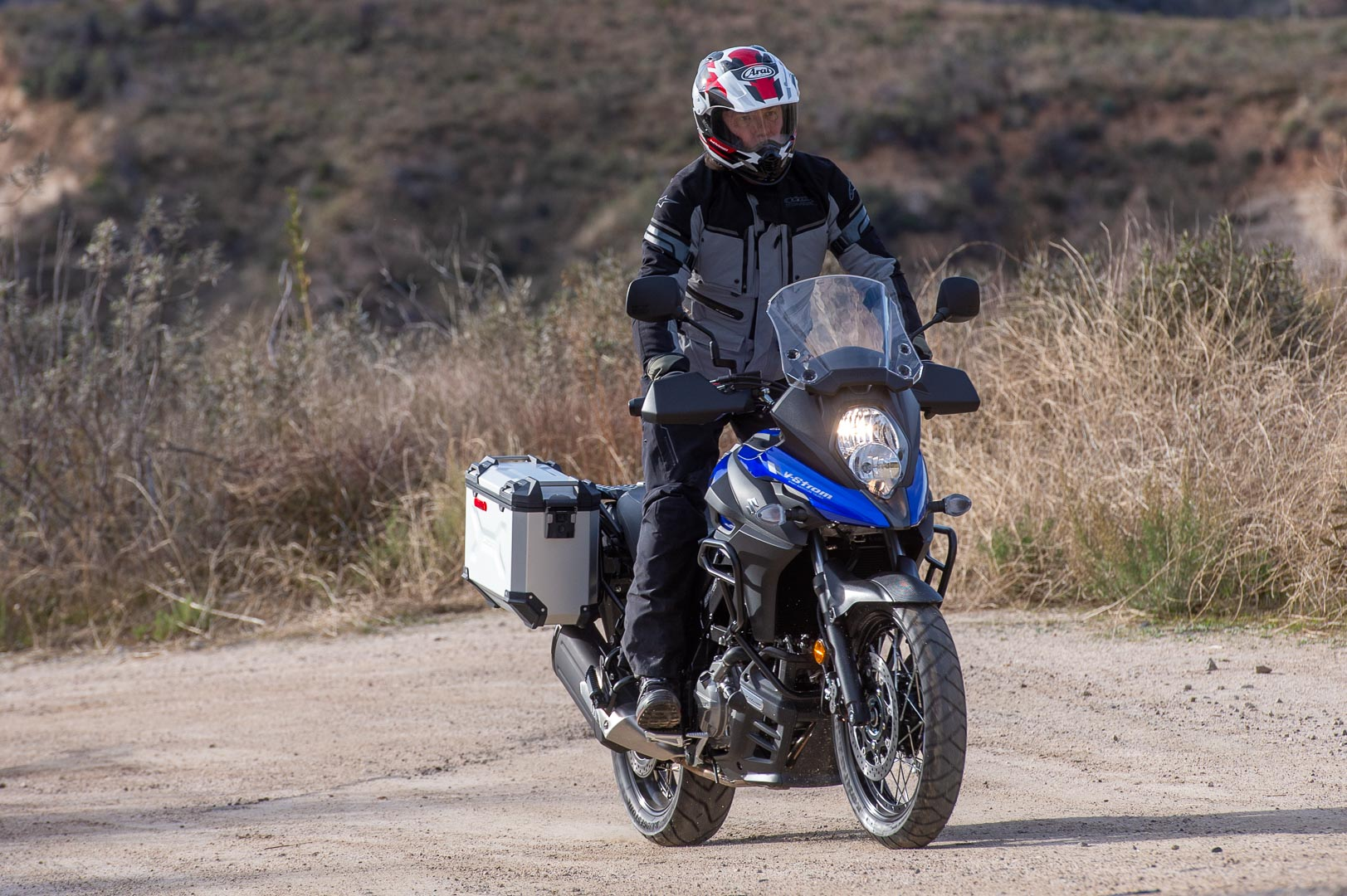 2020 Suzuki V-Strom 650XT Adventure test