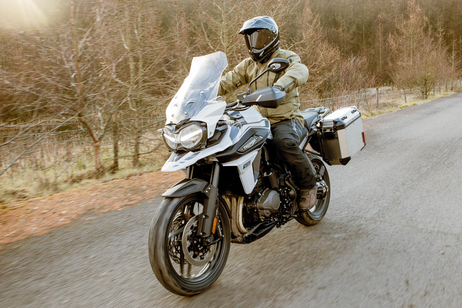 2020 Triumph Tiger 1200 Alpine Prices