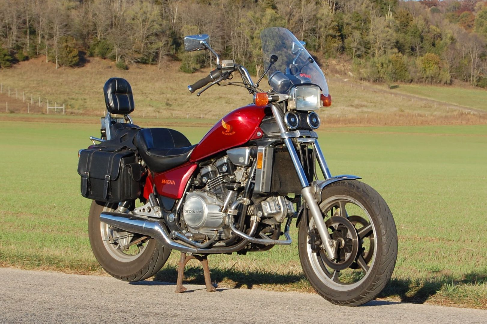 1985 Honda VF700C Magna for sale KBB
