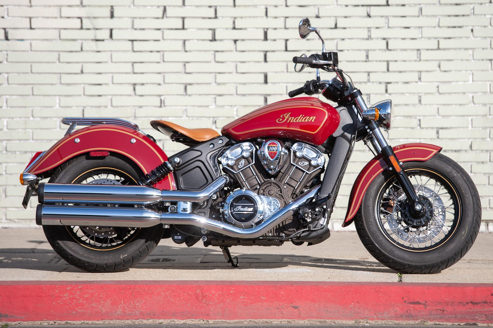 2020 Indian Scout 100th Anniversary Review - Price
