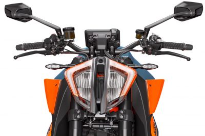 2020 1290 Super Duke R LED lights