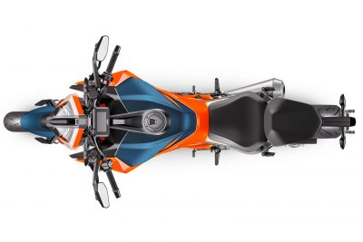 2020 1290 Super Duke R profile
