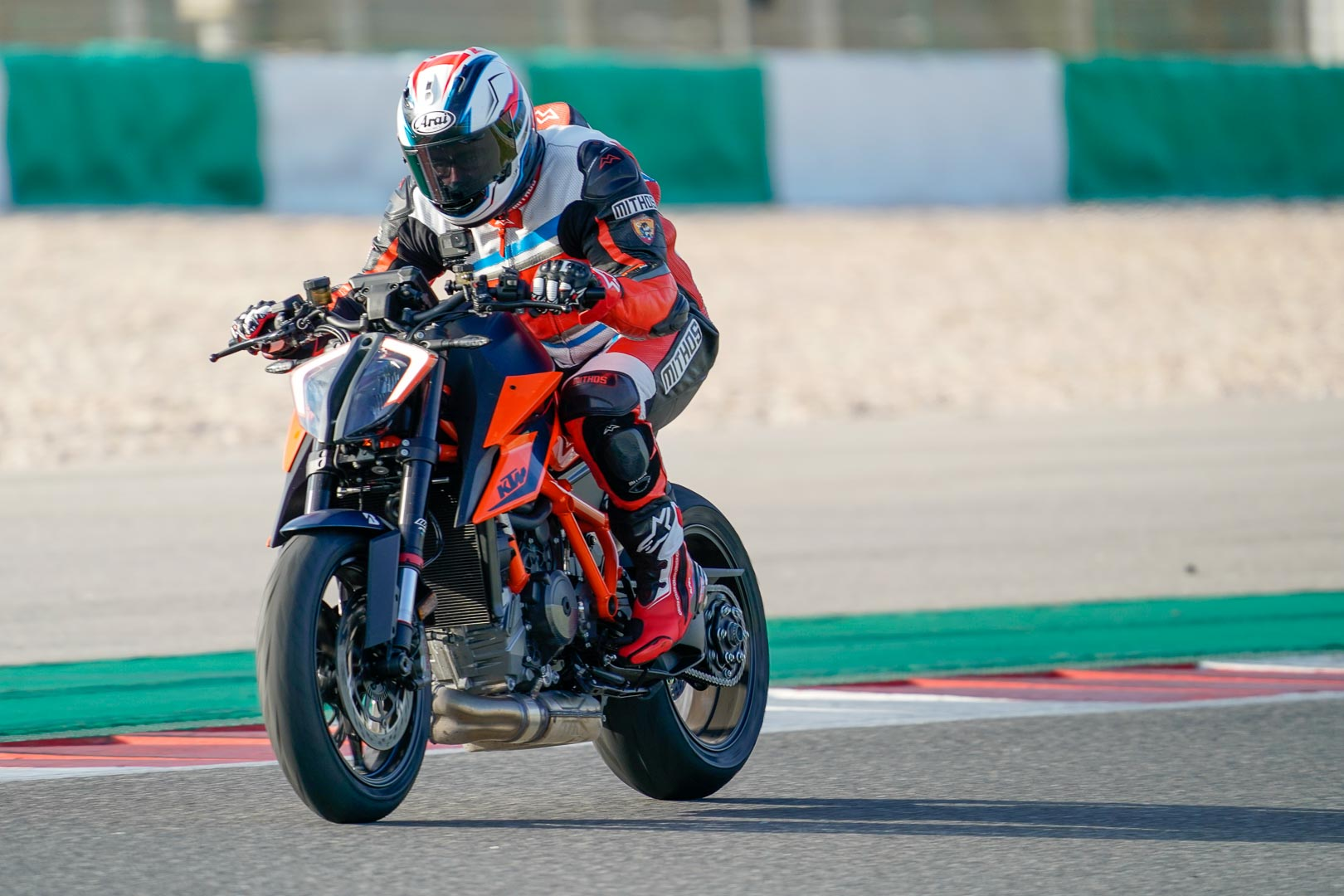 2020 Super Duke R top speed