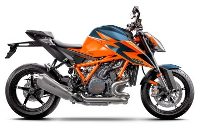 2020 1290 Super Duke R exhaust