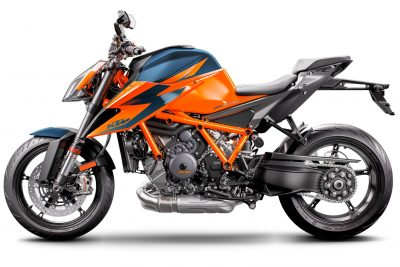 2020 1290 Super Duke R seat height