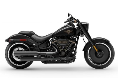 2020 Harley-Davidson Fat Boy 30th Anniversary Unveiled: First Look