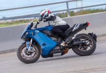 Zero SR S electric motorcycle price