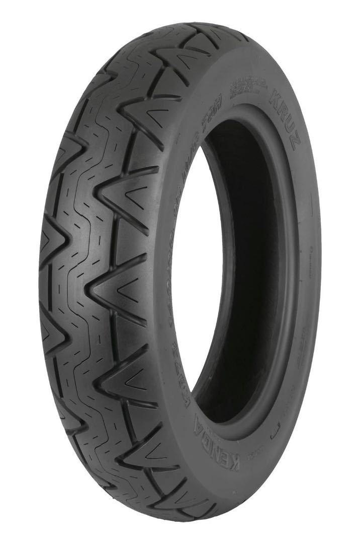 Kenda Kruz K673 Cruiser Motorcycle Tires Review: All-Conditions Rubber