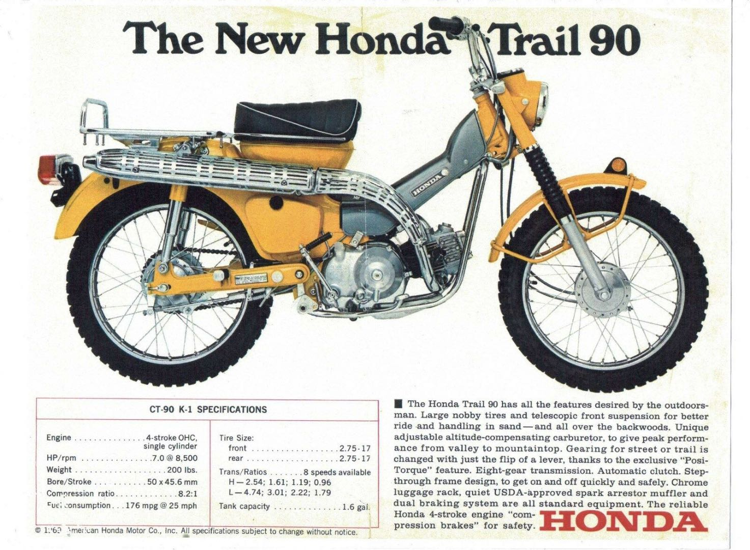 Honda Trail 90: A look Back at the First True Adventure Bike