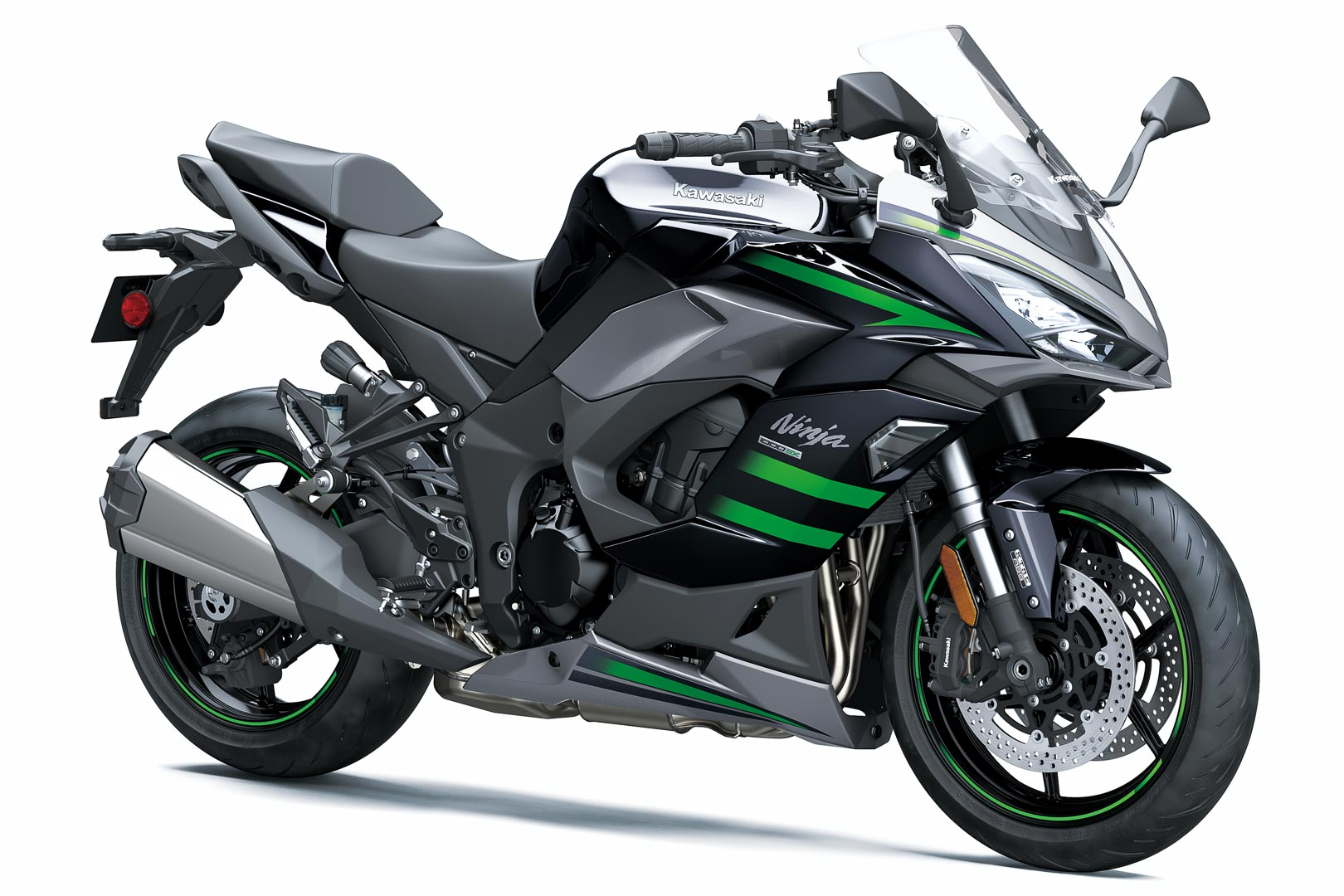 2020 Kawasaki Ninja 1000SX First Look - MSRP