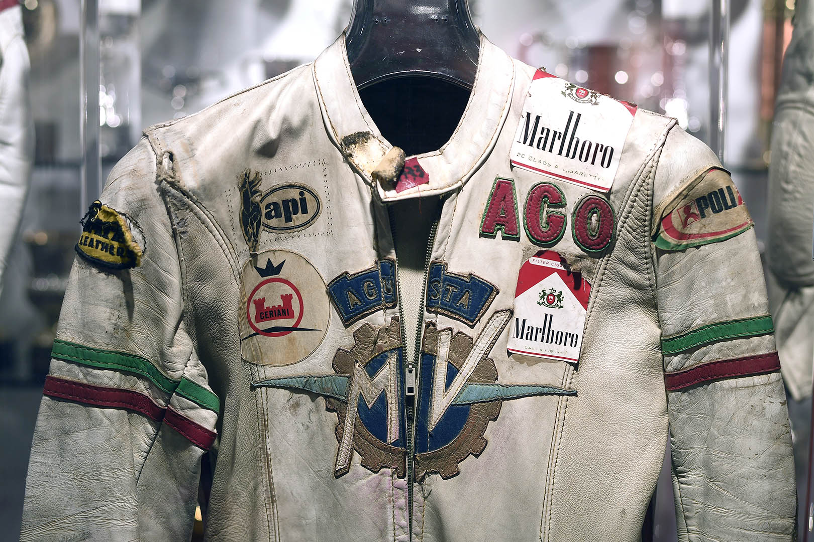 Agostini Museum First Look - World Champion
