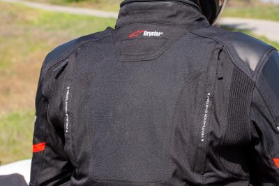 Alpinestars Andes Pro Drystar Jacket + Tech-Air Street System Review - MSRP