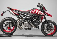 One-Off Ducati Hypermotard 950