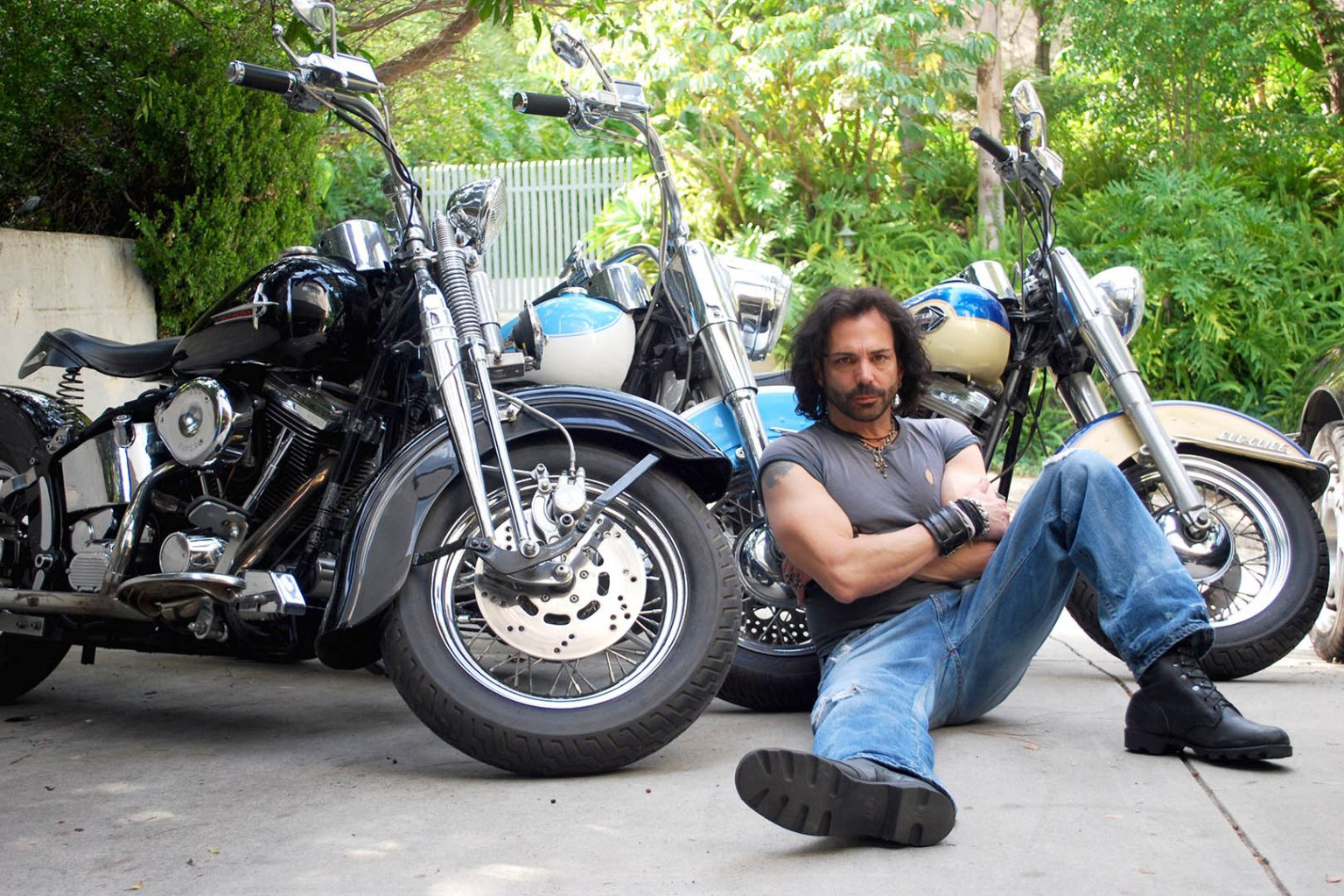 Richard Grieco Interview: Passion For Acting, Motorcycles, And Freedom
