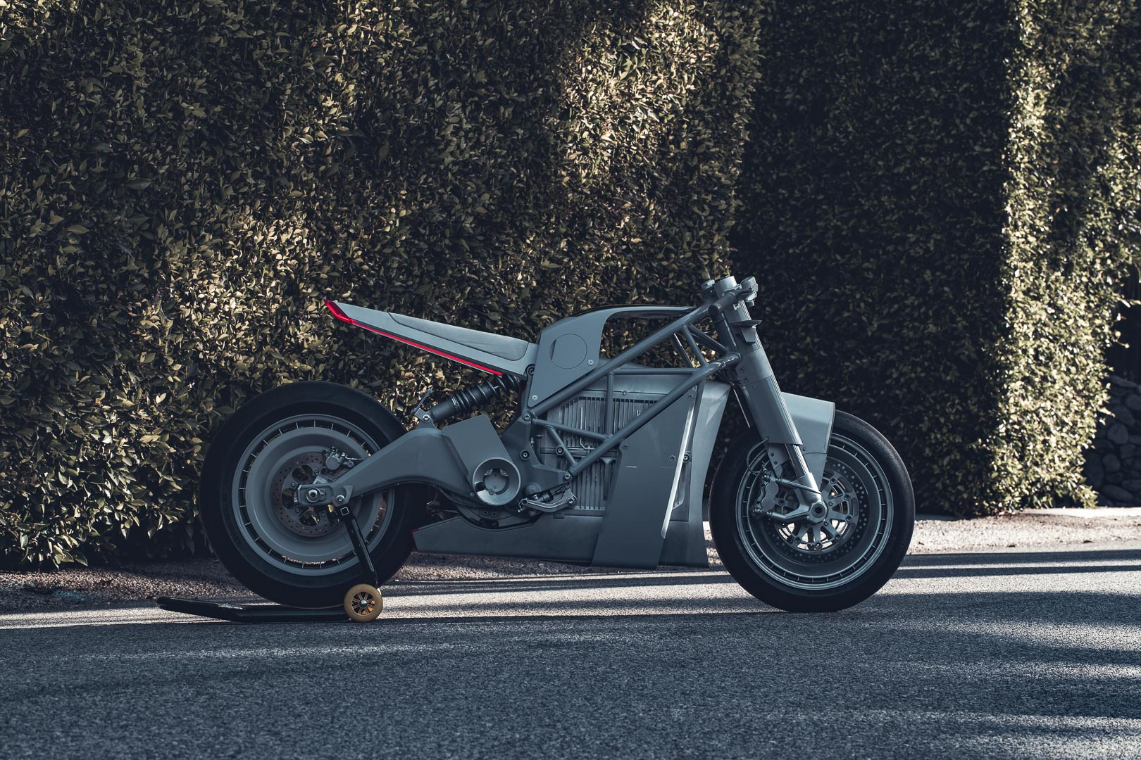 Untitled Motorcycles Zero XP - Profile