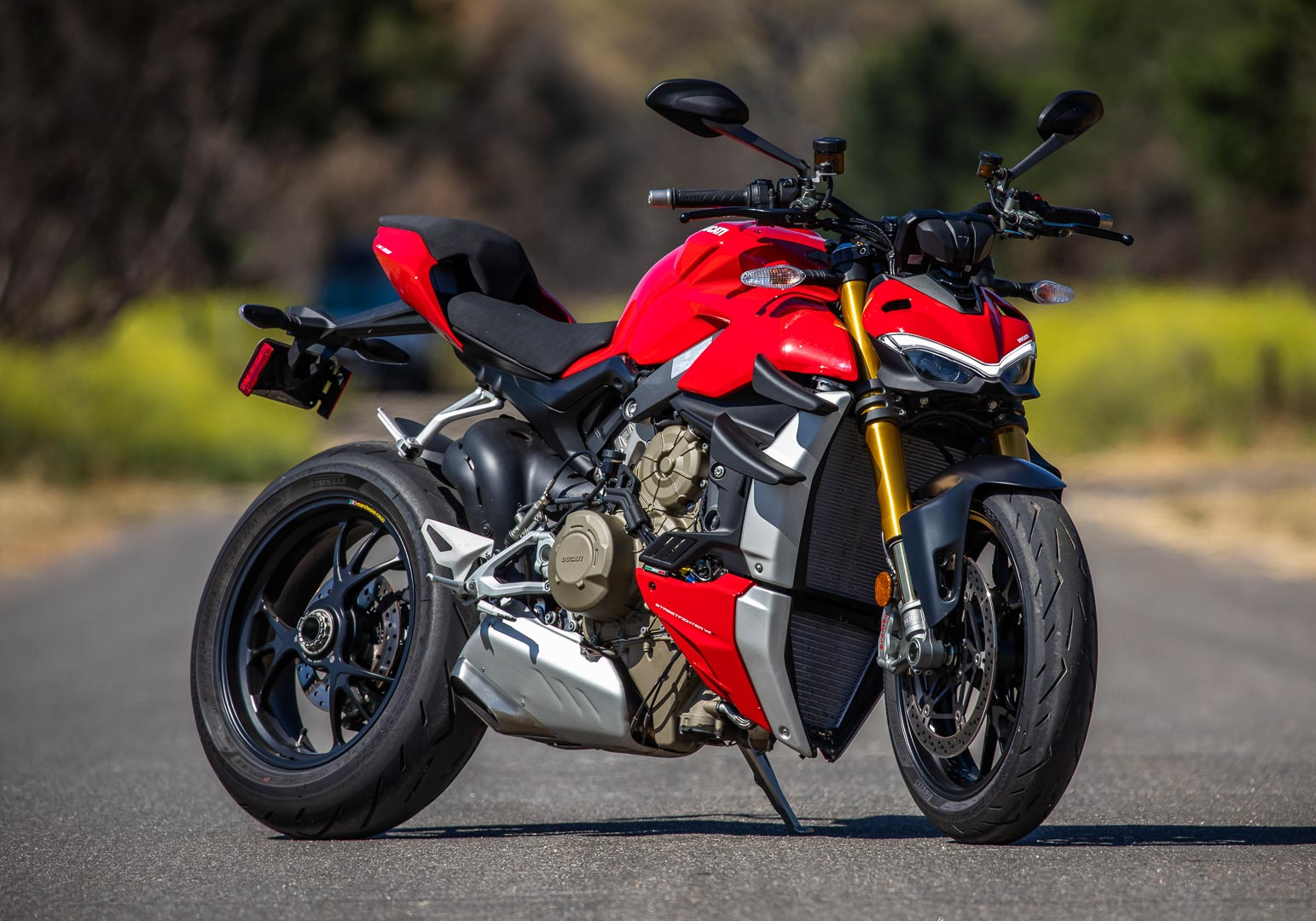 2020 Ducati Streetfighter V4 S Review - MSRP
