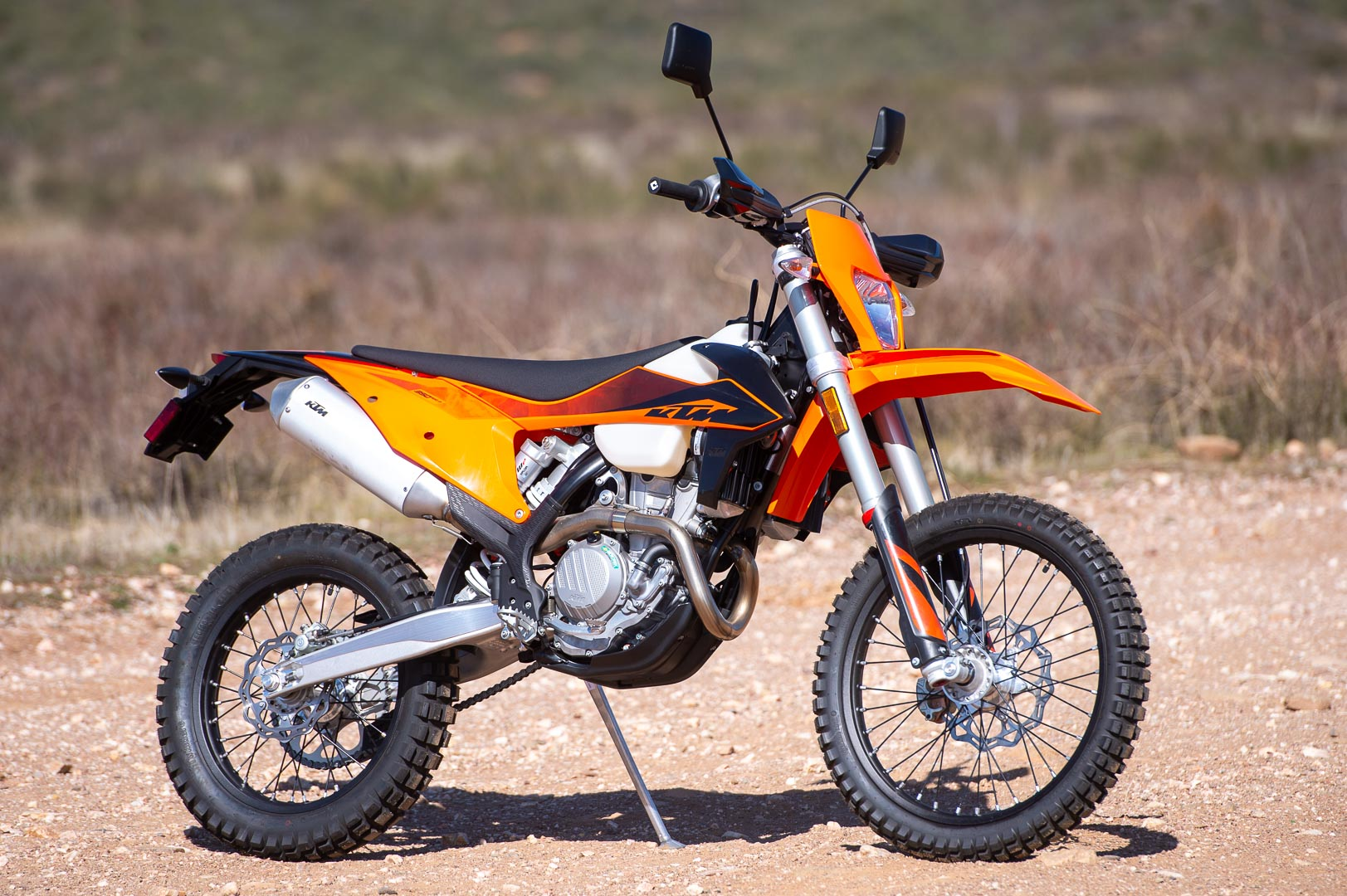 2020 KTM 350 EXC-F Review - MSRP
