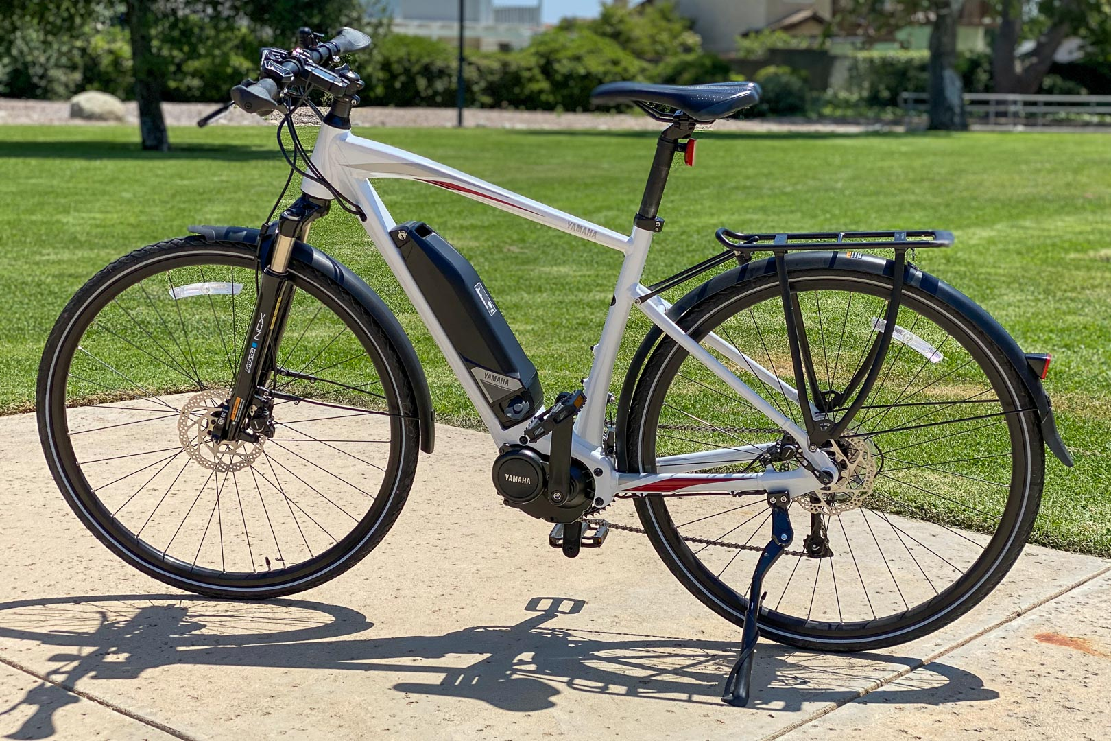 Yamaha Power Assist Bicycles - Electric Bicycle