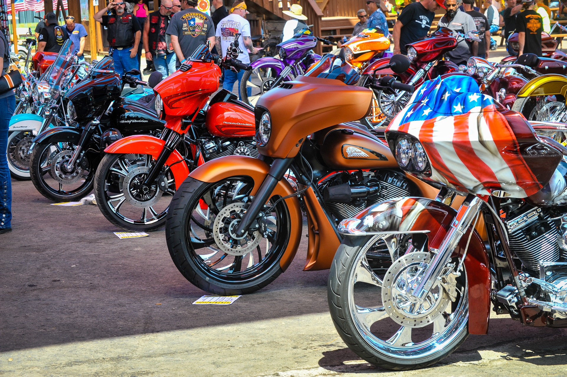 2020 Sturgis Rally Is On - Buffalo Chip