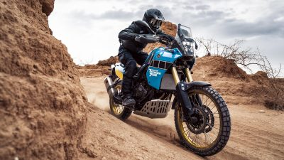 2020 Ténéré 700 Rally Edition