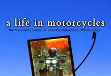 a life in motorcycles book review