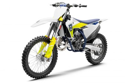 2021 Husqvarna 2-stroke Motocross Lineup First Look - TC 125