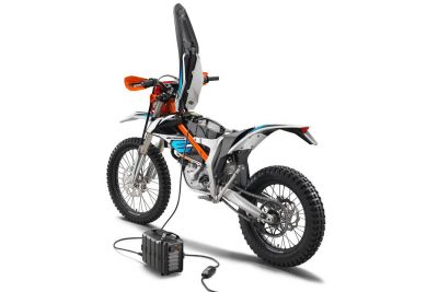 2021 KTM Electric Motorcycles First Look