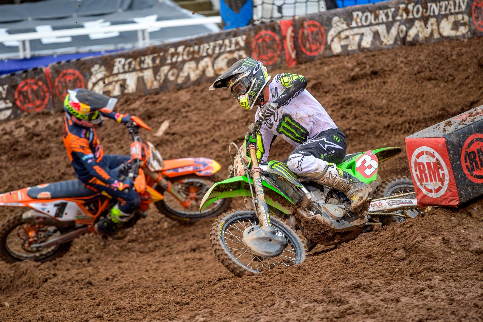 SLC4 Fantasy Supercross Tips - Tomac and Webb