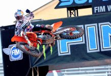 Cooper Webb - SLC4 Results