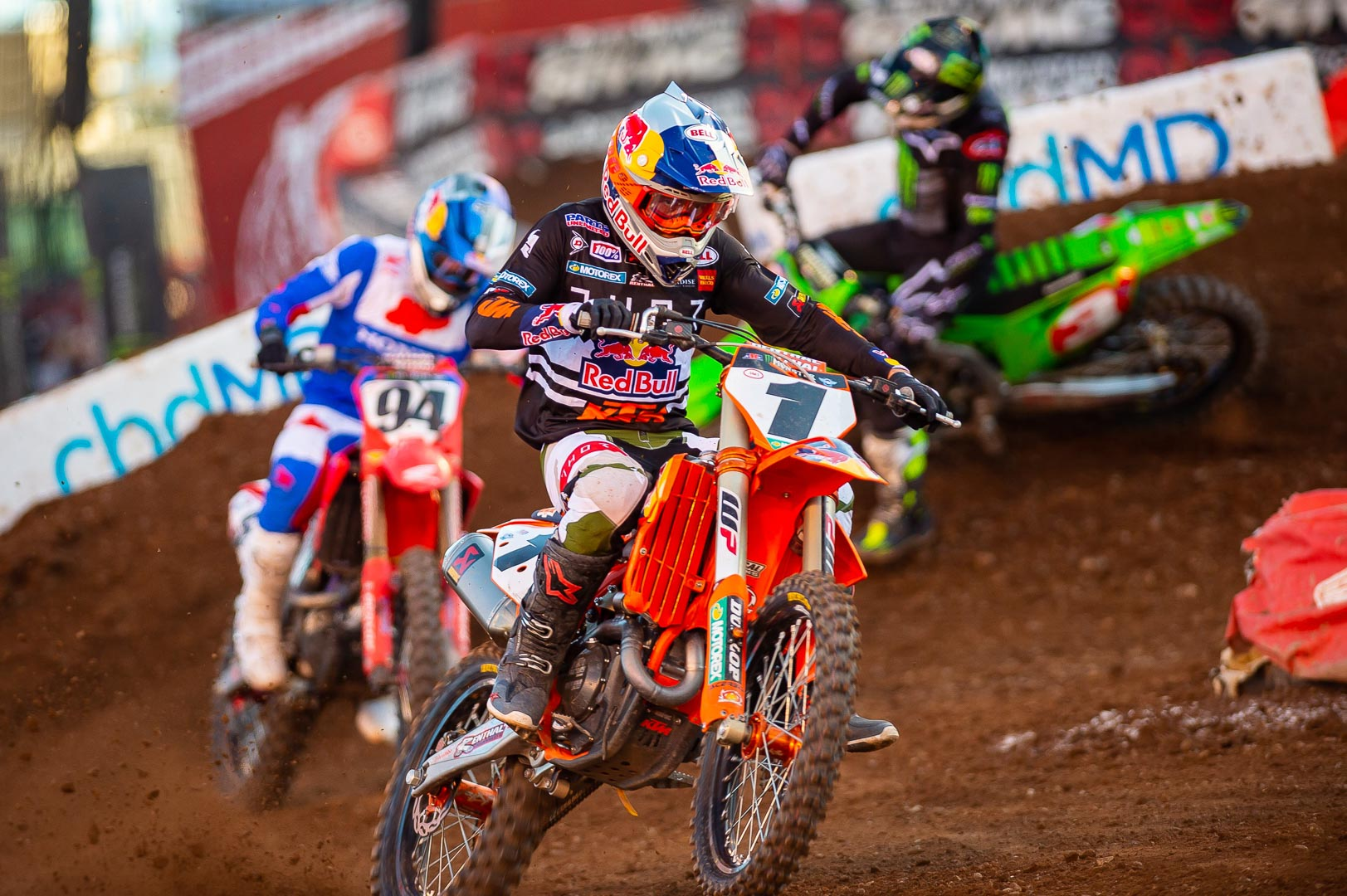 2021 Supercross Television Schedule