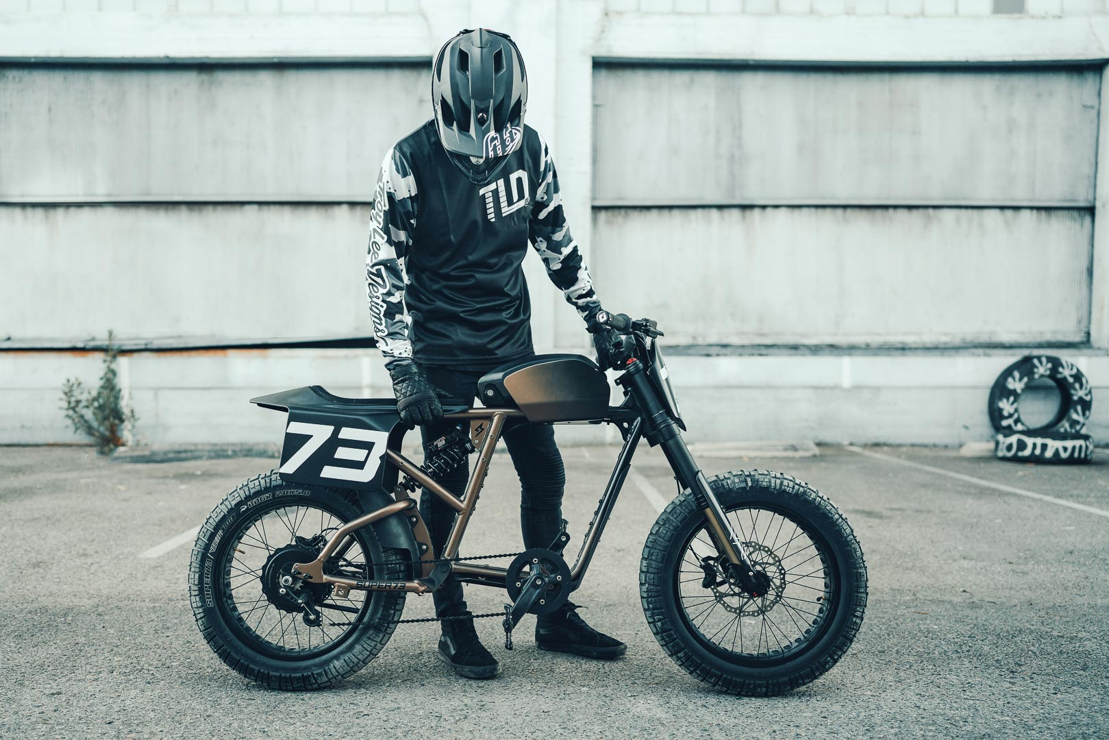 Super73 Flat Track RX - Price