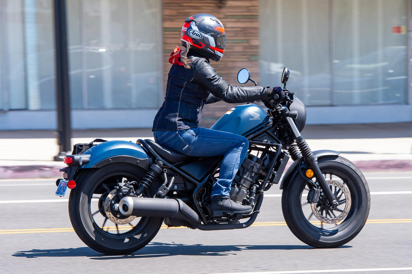 2020 Honda Rebel 300 Review - Urban Motorcycle