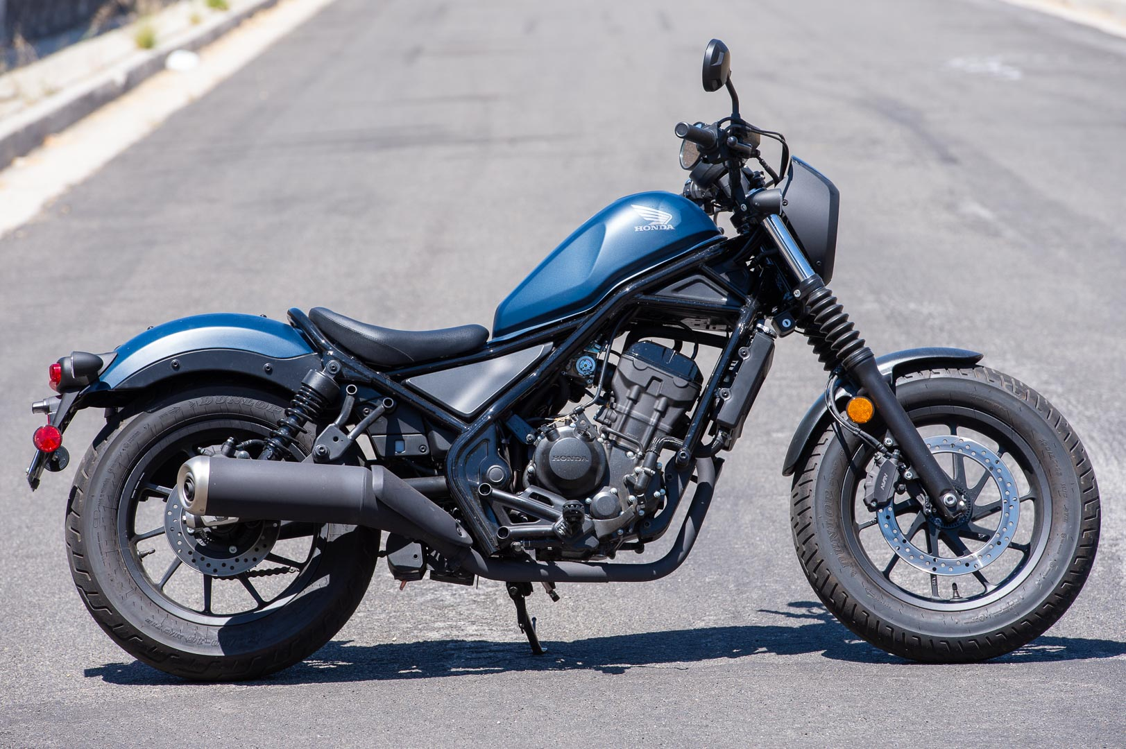 2020 Honda Rebel 300 Review - Price
