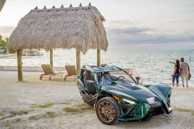 2020 Polaris Slingshot Grand Touring LE