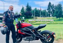 Harley LiveWire: Debut Journey from Mexico to Canada Via WCGH