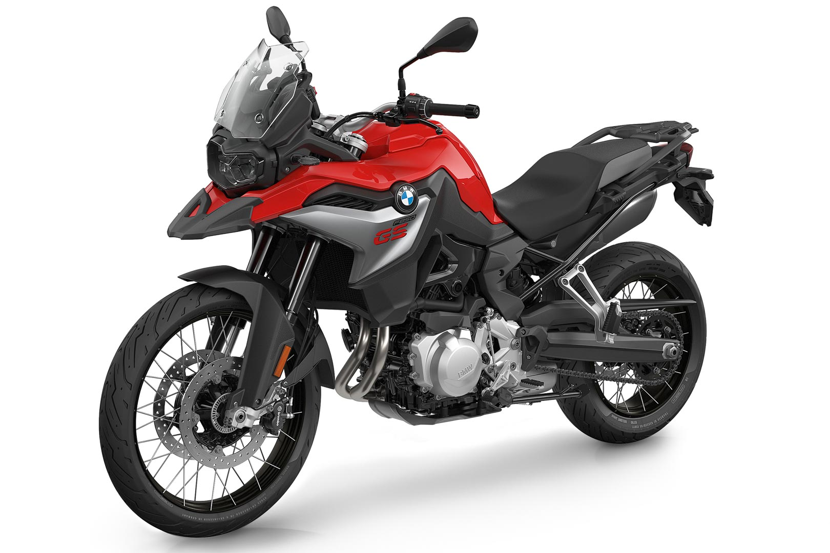 2021 BMW F 850 GS First Look - 750 version