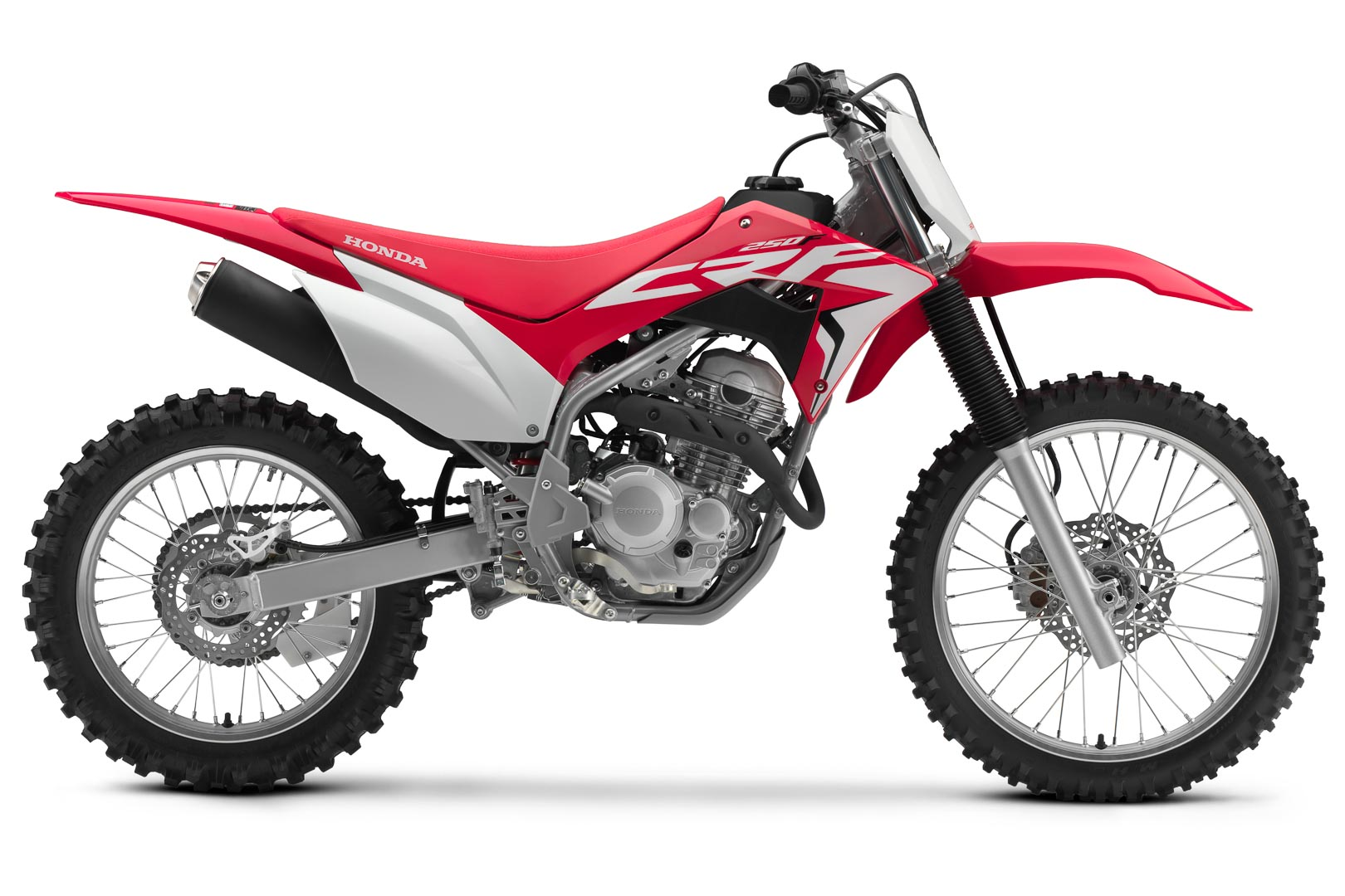 2021 Honda Trail Bike Lineup First Look: CRF250F