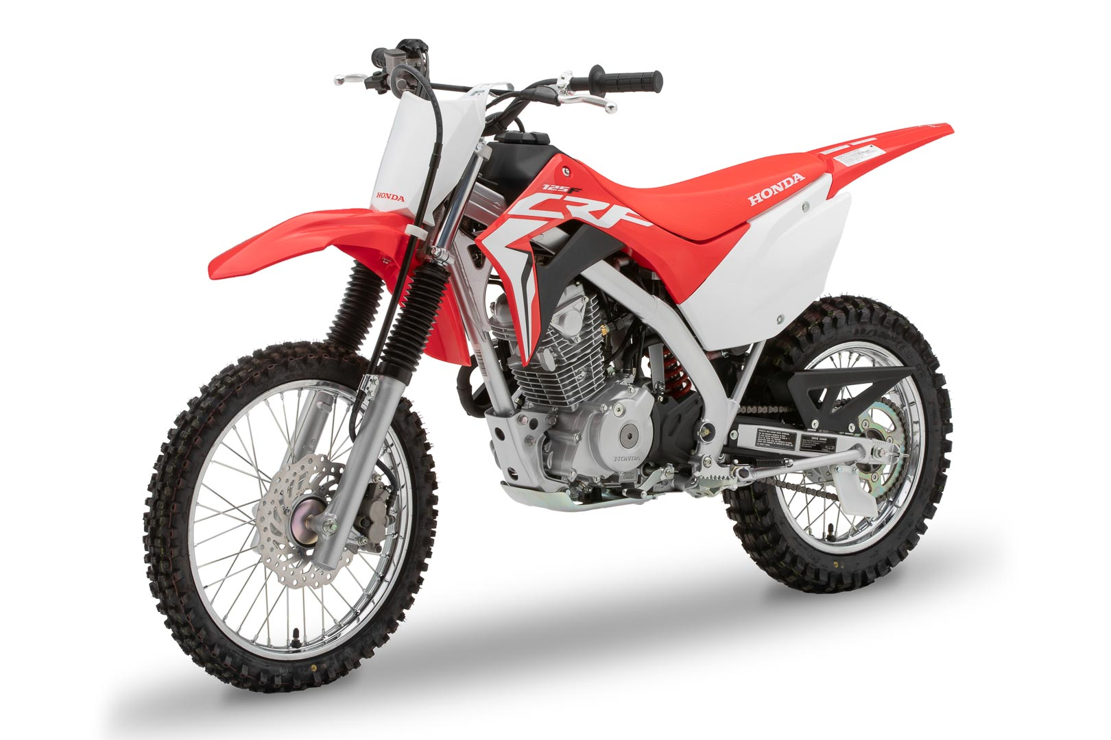 2021 Honda Trail Bike Lineup First Look: CRF125F