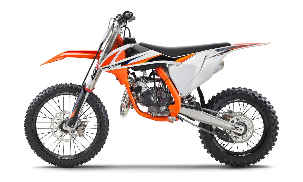 2021 KTM Youth Motocross Lineup