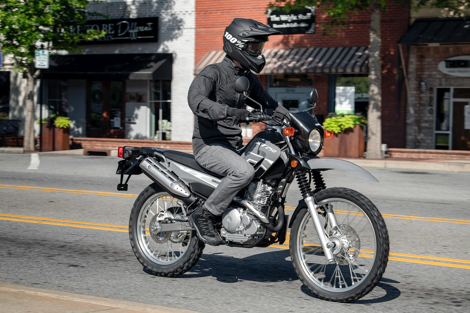2021 Yamaha XT250 Buyer's Guide - MSRP