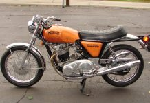 What's My Dream Motorcycle? 1971 Norton Commando 750