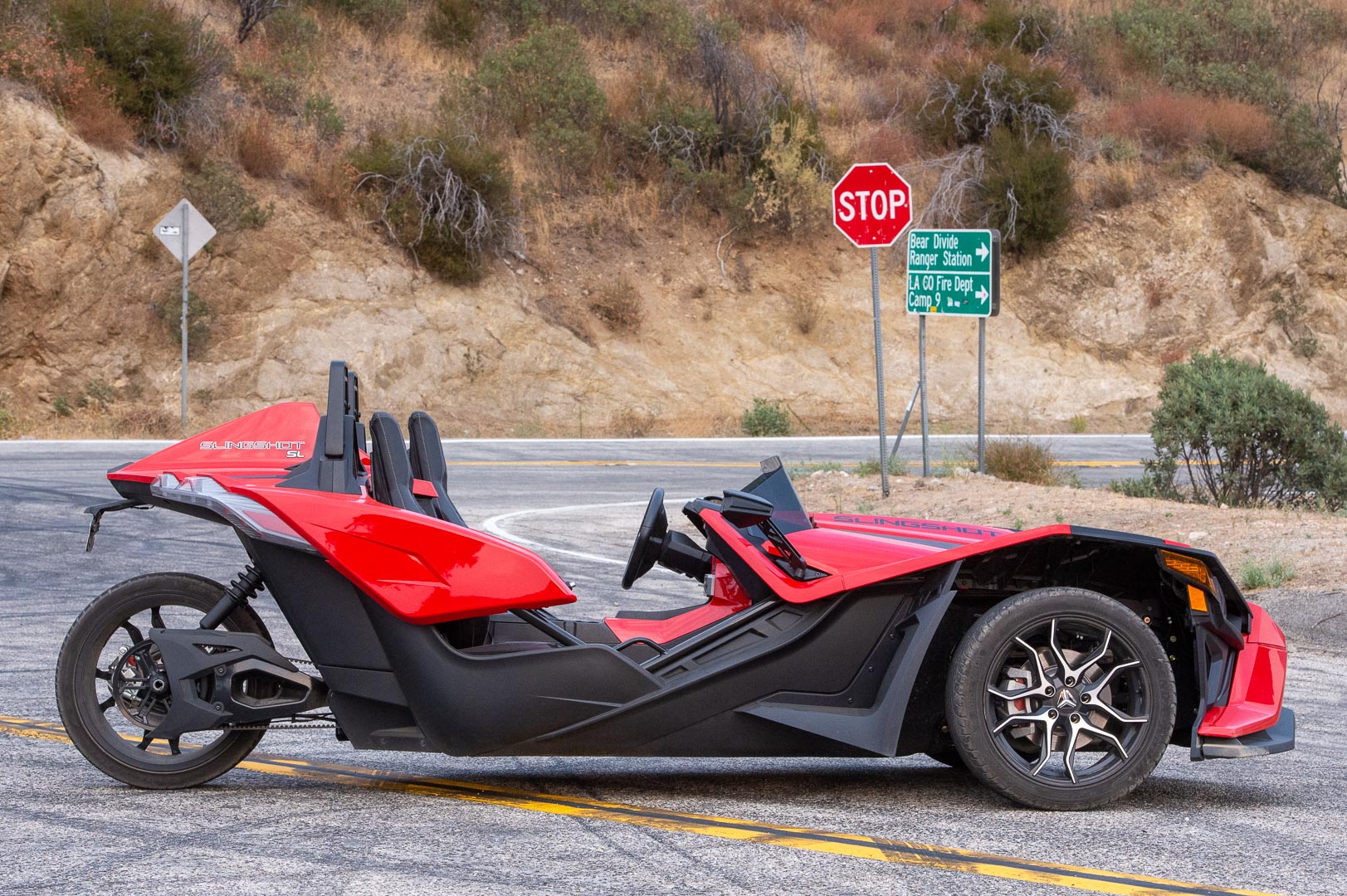 2020 Polaris Slingshot SL Review: Price