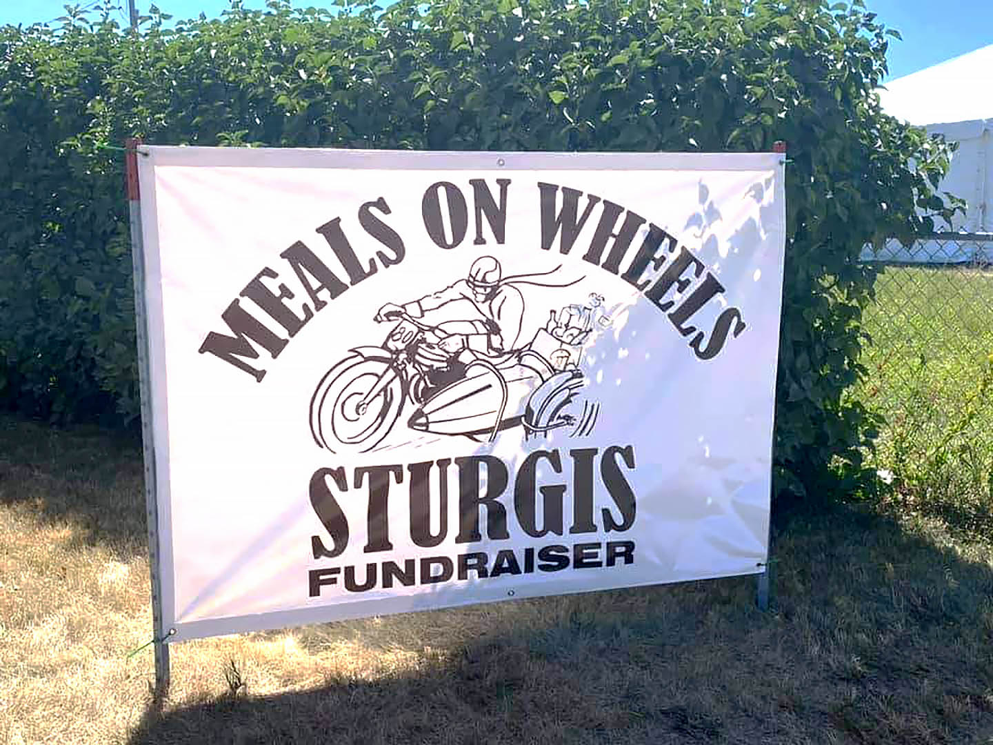 Sturgis Meals On Wheels Fundraiser - 80th Annual in 2020