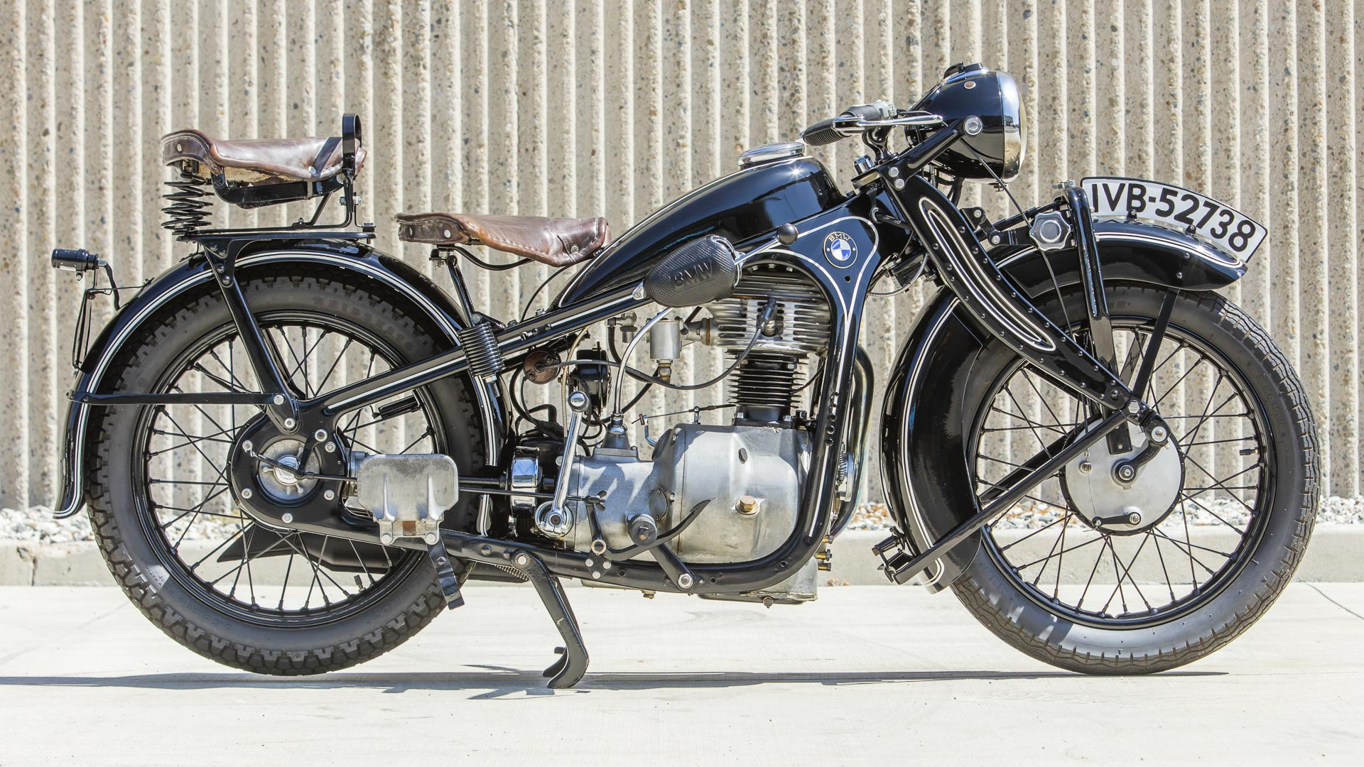 Vintage BMW Motorcycles Auction - For Sale