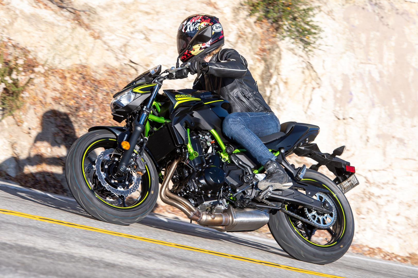 2020 Kawasaki Z650 Review - Price