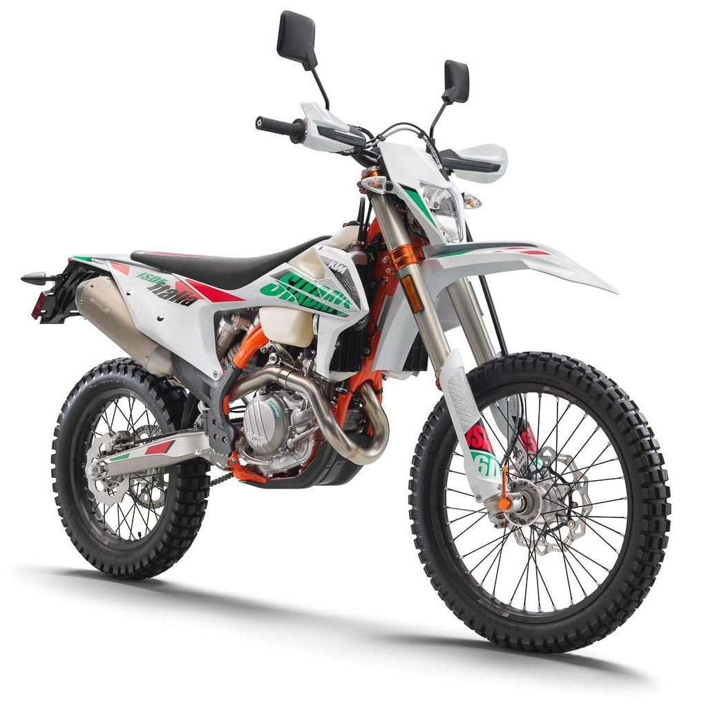 2021 KTM 500 EXC-F Six Days First Look: MSRP