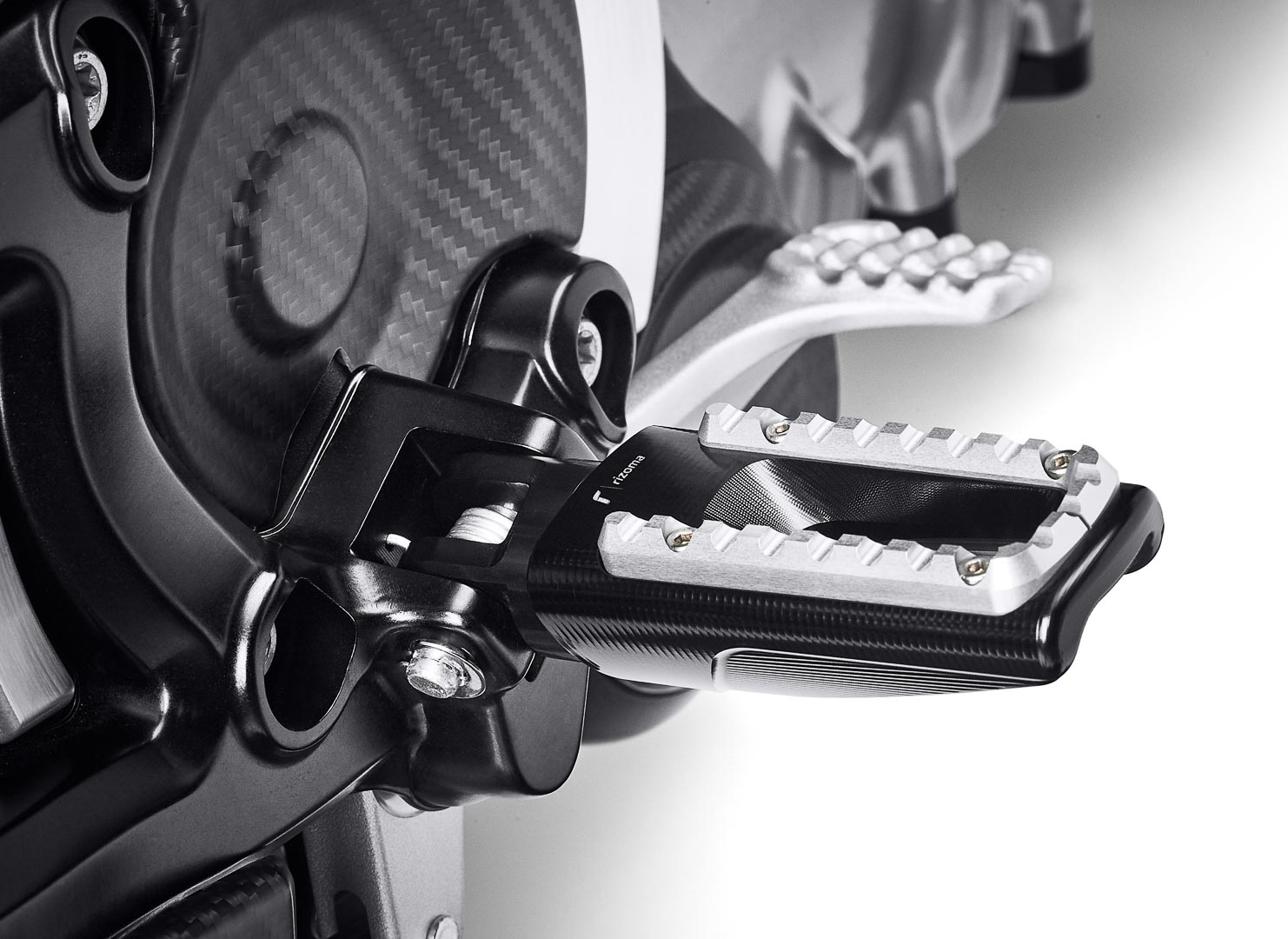 Harley-Davidson By Rizoma Collection: Rider Pegs