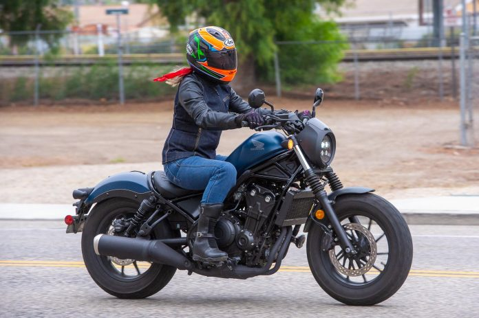 2020 Honda Rebel 500 Review: 16 Fast Facts (Urban Motorcycle)