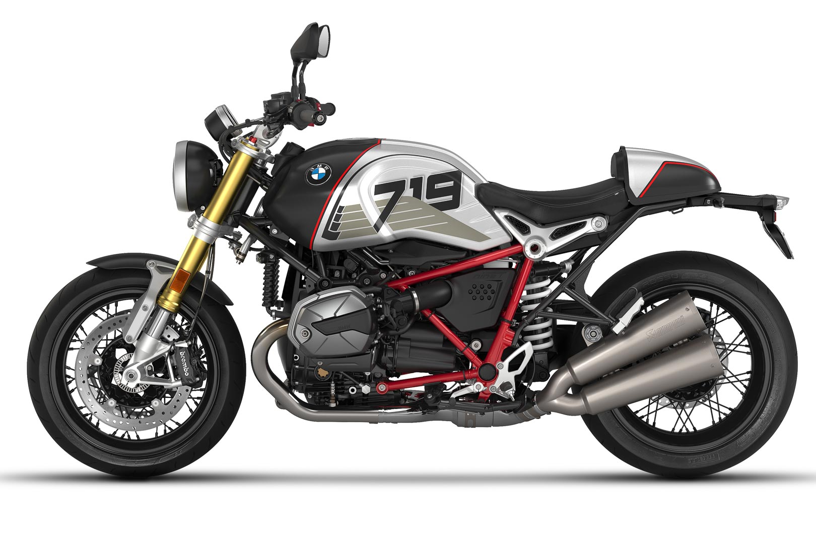 2021 BMW R nineT Lineup First Look: Option 719